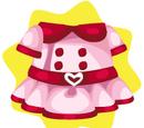 Pink Nurse Dress
