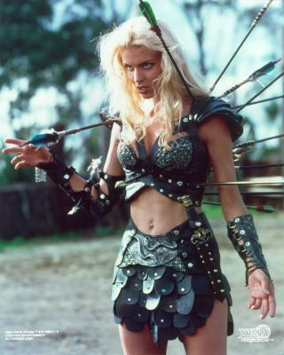 Xena tries to take revenge on CallistoXena Warrior Princess Angry