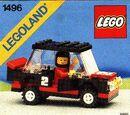 1496 Rally Car