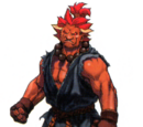 Street Fighter III 2nd Impact: Giant Attack Character Images