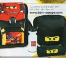 Ninjago Supreme Satchel Set