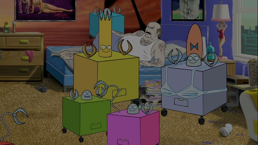 Aqua Teen Robots Everywhere 114