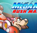 Mega Man Rush Marine Images