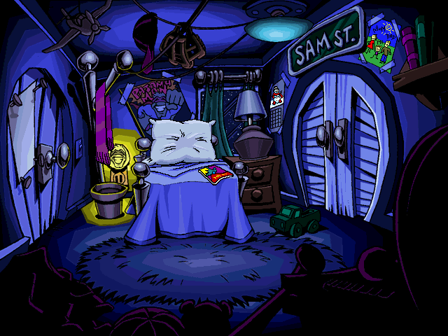 Pajama Sam In No Need to Hide When It s Dark Outside Download PC