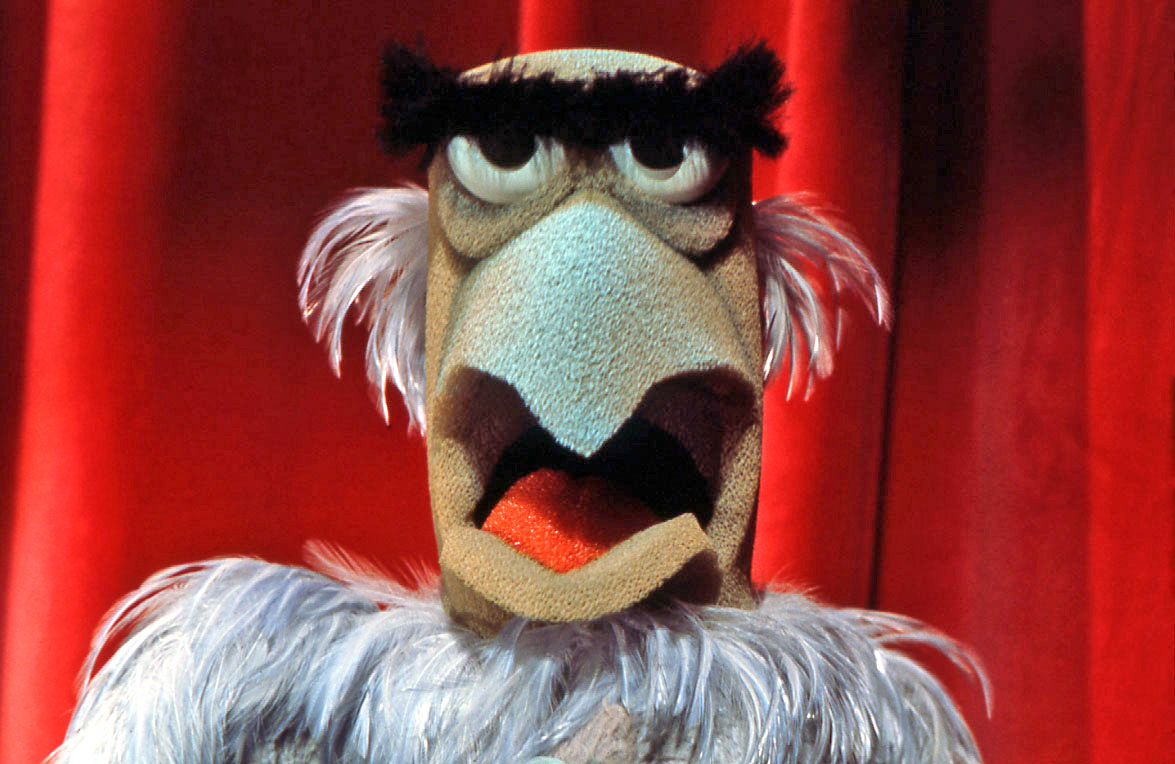 Sam The Eagle Through The Years Muppet Wiki