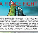 Comic 4: A Fierce Fight