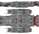 Valkyrie Type Battlestar