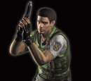 Resident Evil Remake Character Images