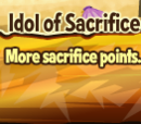 Idol of Sacrifice
