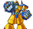 Mega Man X4 Character Images
