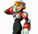 Mega Man X5 Character Images