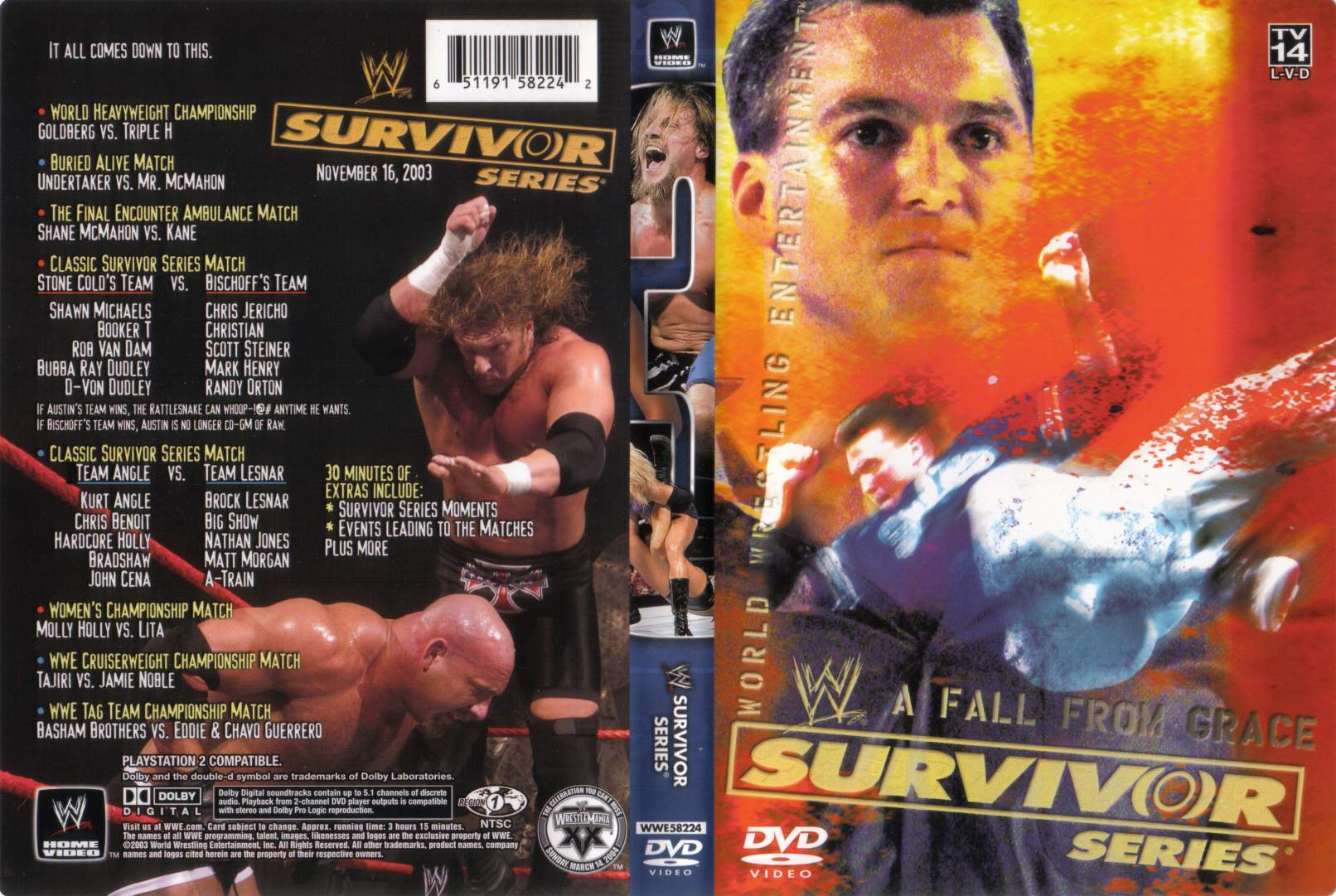 These Are The Thoughts From My Head: Stick or Twist: WWE