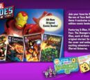 Marvel Heroes comic books (Taco Bell, 2011)