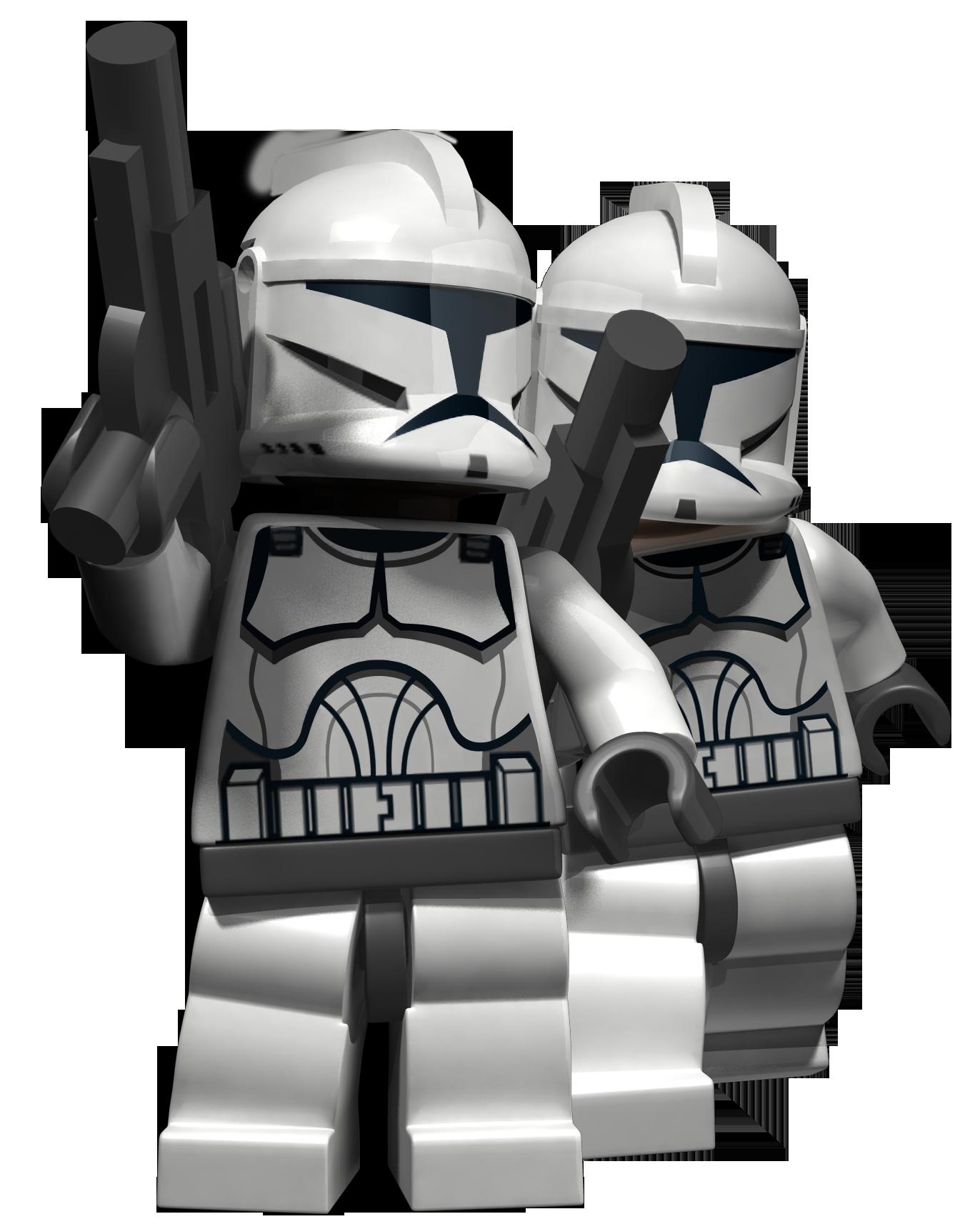 Star Wars Clone Wars Clone Troopers Clone Trooper Lego Star Wars