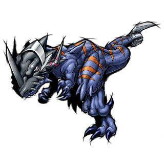 BlackGreymon - Digimon Fanon Wiki