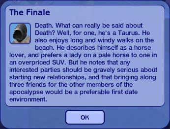I'd like to get to know you better! — The Sims Forums
