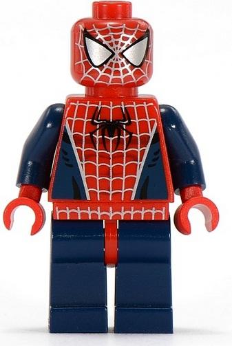 Spiderman3 1 - Lego the amazing spider man 3 ...