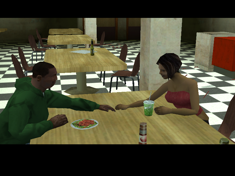 Gta san dating barbara