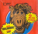 ALF Series 2 Topps trading cards