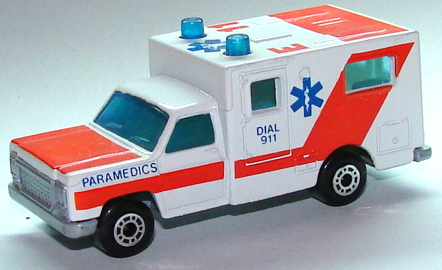 Ambulance 1977 matchbox cars wiki for Mercedes benz job fair charleston sc