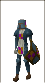 rune armour set lg how to open