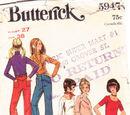 Butterick 5947 A
