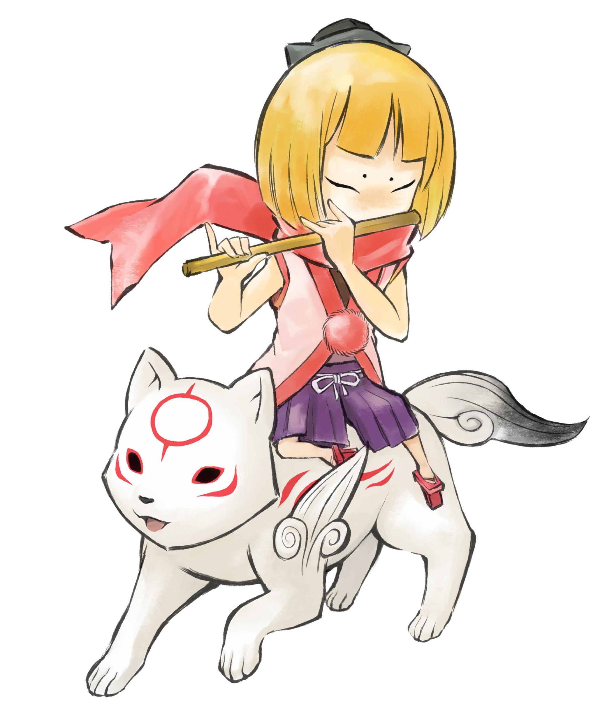 File Kurow chibi jpgWaka Okami Wiki