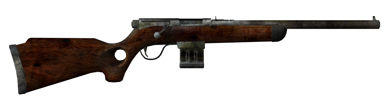 New Vegas Gun Build