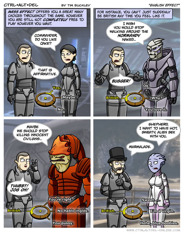 Mass Effect Funny Comics Mass Effect 3 Funny Comics