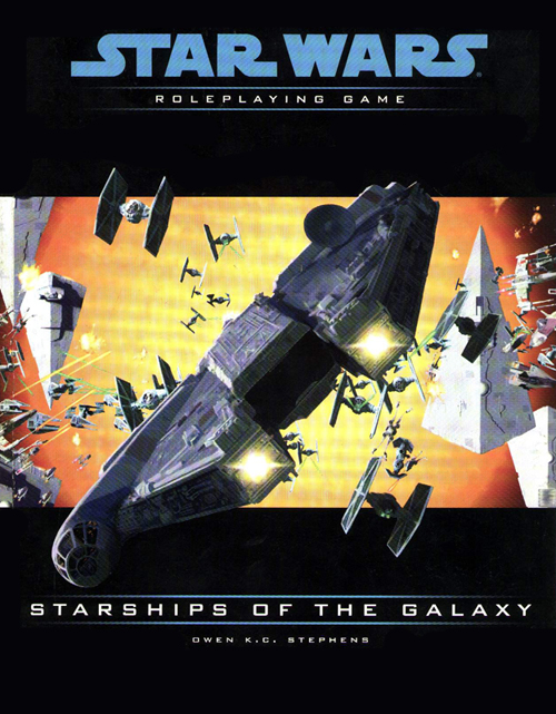 starships of the galaxy 2001 pdf