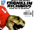 Franklin Richards: Fall Football Fiasco Vol 1 1