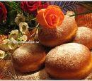 Doughnuts Romanian-style