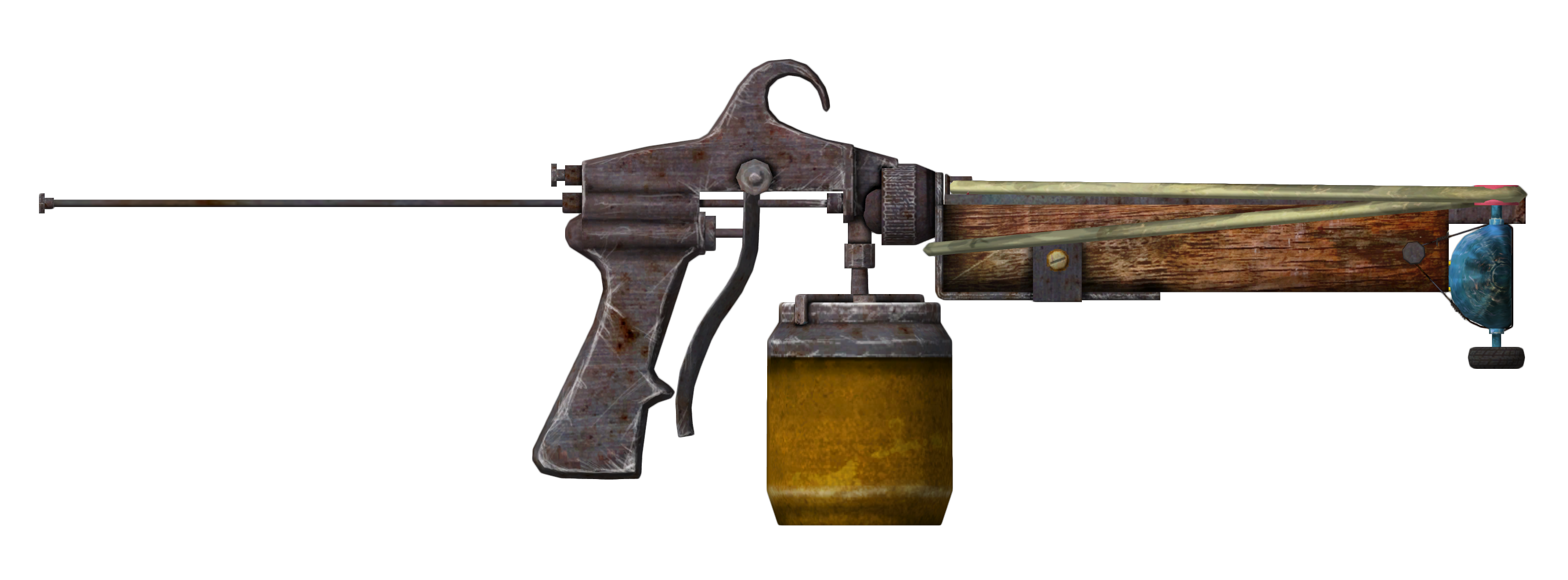 Fallout Dart Gun