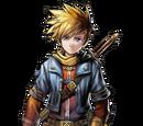 Personajes Golden Sun Oscuro Amanecer