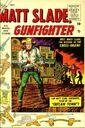 Matt Slade, Gunfighter Vol 1 1.jpg