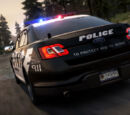 Ford Police Interceptor Sedan (Concept)