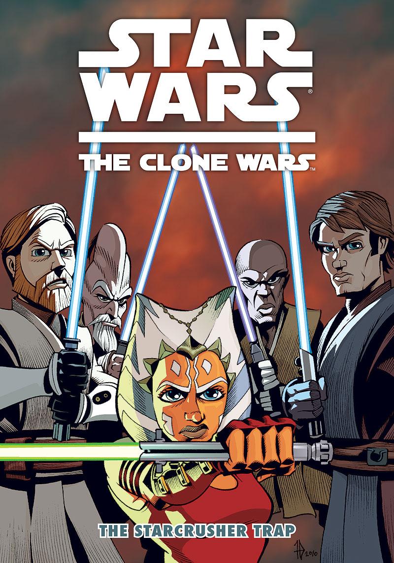 Star Wars Clone Wars Comic Books Star Wars The Clone Wars—the