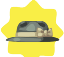 Archaeologist Hat with Bow