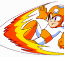 Mega Man 5 Special Weapons Images