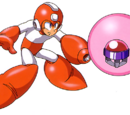 Mega Man 7 Special Weapons Images