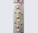 4507697 Clikits Cat Magnet Set