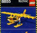 8855 Prop Plane