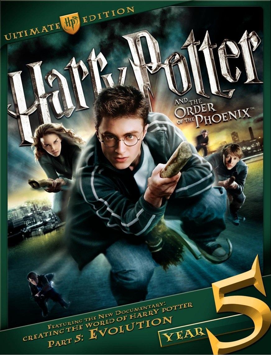 Harry Potter Teil 5
