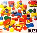 1021 DUPLO Basic Set