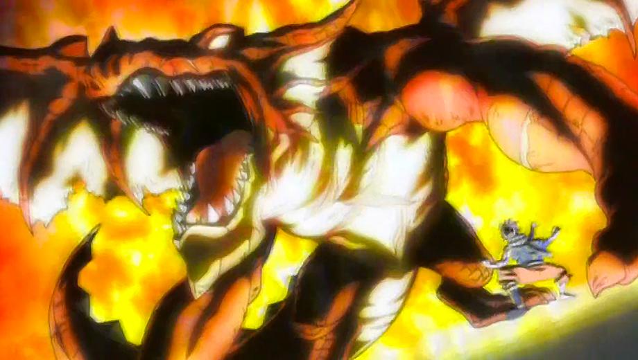 Fire Dragon Slayer Magic Fairy Tail Wiki Wikia
