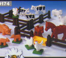 9174 DUPLO Farm Animals