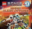 Space Adventures - Mars Alien Attack