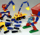9104 Giant First Tools for Technology Set