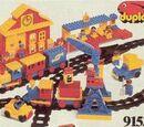 9153 DUPLO Train