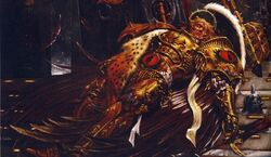 Death of Sanguinius